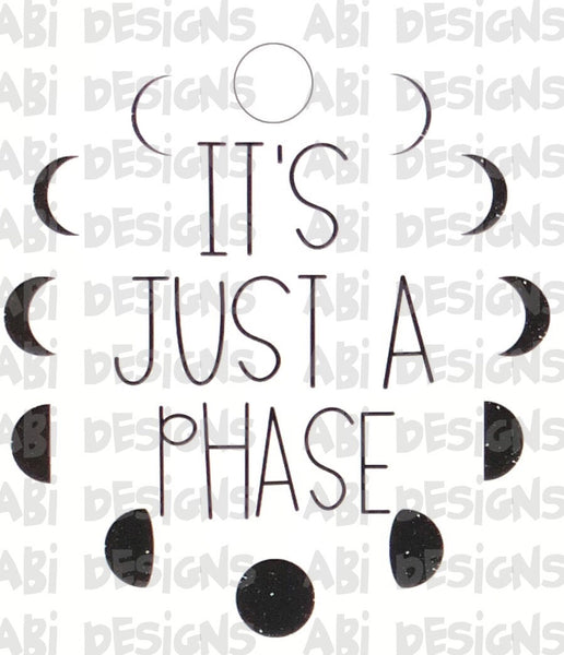 It's just a phase -Sublimation