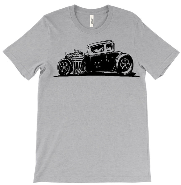 Hot rod-Sublimation