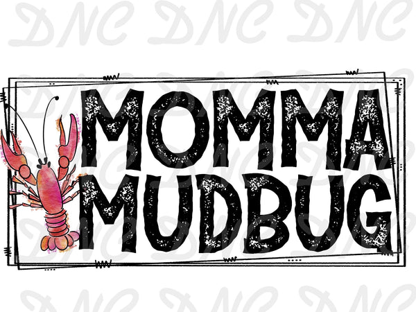 Momma mudbug - Sublimation