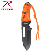 Load image into Gallery viewer, Rothco-paracord-knife-orange36741-A_RZFD6HBIZI8H.jpg