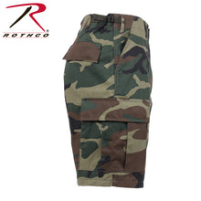Load image into Gallery viewer, Rothco_BDU_Shorts_Woodland_Camo2_RVRKVB7F0PMF.jpg