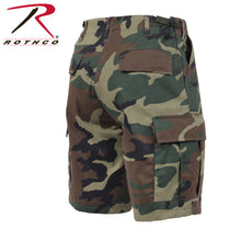 Load image into Gallery viewer, Rothco_BDU_Shorts_Woodland_Camo3_RVRKV9RZPR1Y.jpg