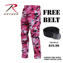 Load image into Gallery viewer, Rotho_Pink_Camo_BDU_free_belt_SA1T1WA9IVUB.jpg