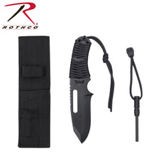 Load image into Gallery viewer, rothco_large_paracord_knife_blk_36742-B_S5V6CDQD5Y7C.jpg