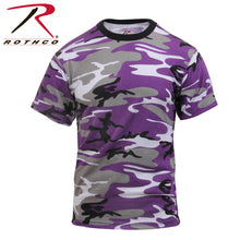 Load image into Gallery viewer, rothco_t_shirt_violet_purple_camo_S7M4WN216DL6.JPG