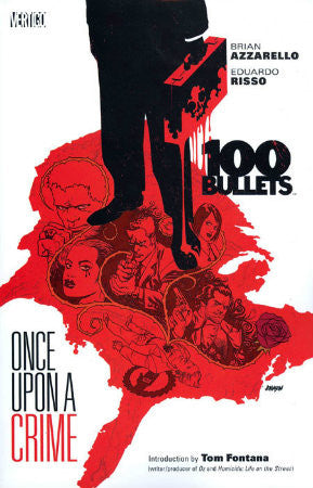 100 Bullets Vol 11 Once Upon a Crime TPB (2000-2009)