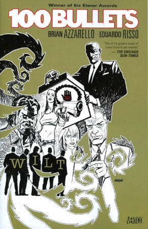 100 Bullets Vol 13 Wilt TPB (2000-2009)