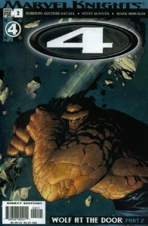 4 (2004 Marvel Knights) #2