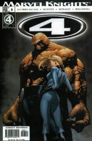 4 (2004 Marvel Knights) #6