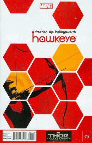 Hawkeye (2012 4th Series) #13