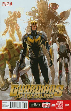 Guardians of the Galaxy (2013 3rd Series) #7