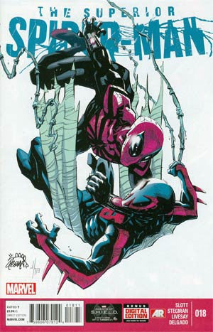 Superior Spider-Man (2012) #18