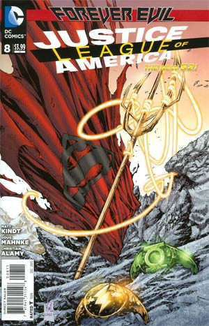 Justice League of America (2013 3rd Series) #8
