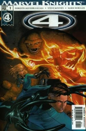 4 (2004 Marvel Knights) #1