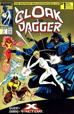 Cloak and Dagger (1988 Marvel 3rd Series) #1