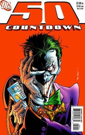 Countdown (to Final Crisis 2007 DC) #50