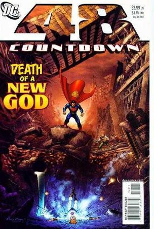 Countdown (to Final Crisis 2007 DC) #48