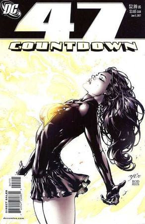 Countdown (to Final Crisis 2007 DC) #47