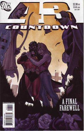 Countdown (to Final Crisis 2007 DC) #43