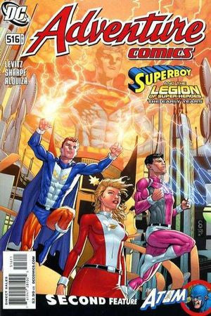 Adventure Comics (2009 2nd Series) #516