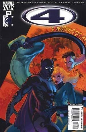 4 (2004 Marvel Knights) #21