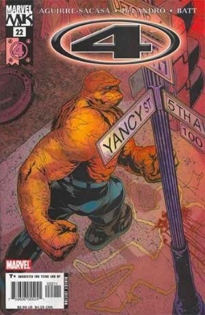 4 (2004 Marvel Knights) #22