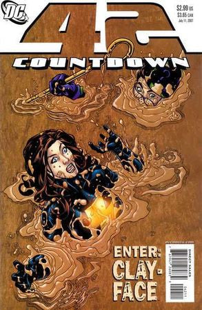 Countdown (to Final Crisis 2007 DC) #42