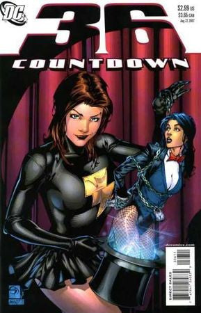 Countdown (to Final Crisis 2007 DC) #36