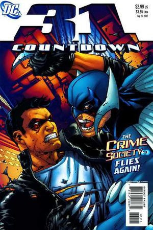 Countdown (to Final Crisis 2007 DC) #31