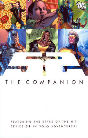52 Weeks The Companion TPB (2007)