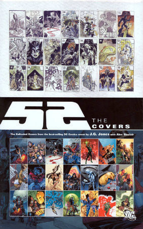 52 Weeks The Covers HC (2007)