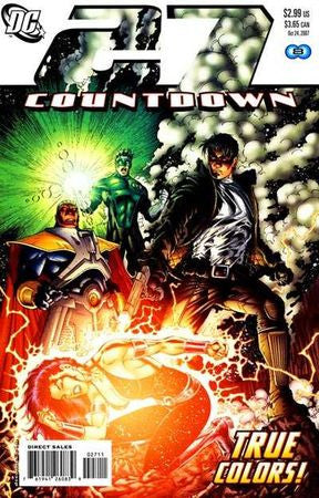 Countdown (to Final Crisis 2007 DC) #27