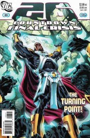 Countdown (to Final Crisis 2007 DC) #26