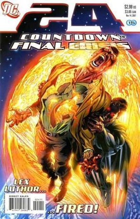 Countdown (to Final Crisis 2007 DC) #24