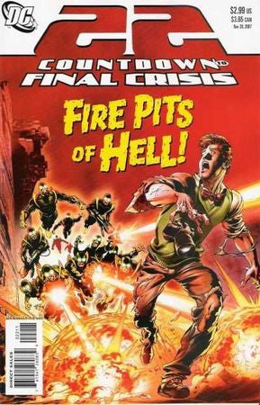 Countdown (to Final Crisis 2007 DC) #22