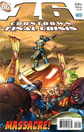 Countdown (to Final Crisis 2007 DC) #16