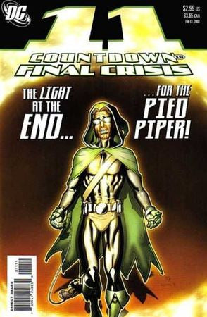 Countdown (to Final Crisis 2007 DC) #11