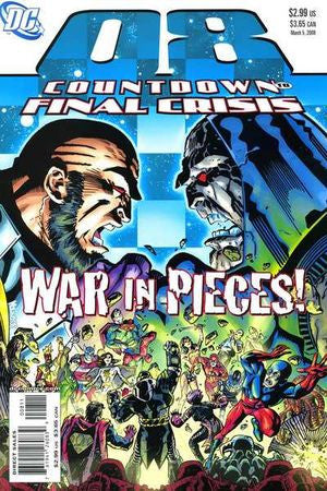 Countdown (to Final Crisis 2007 DC) #8