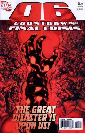 Countdown (to Final Crisis 2007 DC) #6