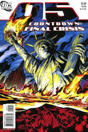 Countdown (to Final Crisis 2007 DC) #5