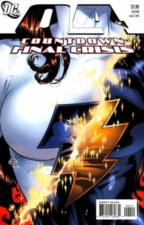 Countdown (to Final Crisis 2007 DC) #4