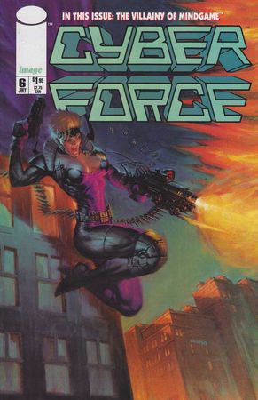 Cyberforce (1993 2nd Series) #6