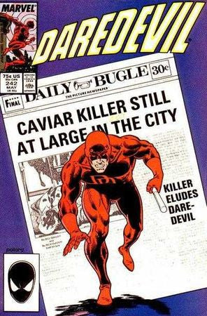 Daredevil (1964 1st Series) #242