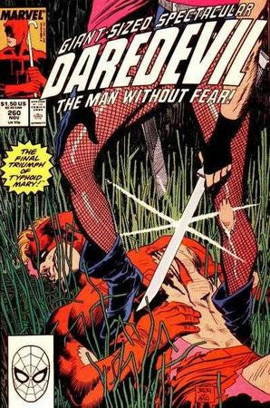 Daredevil (1964 1st Series) #260