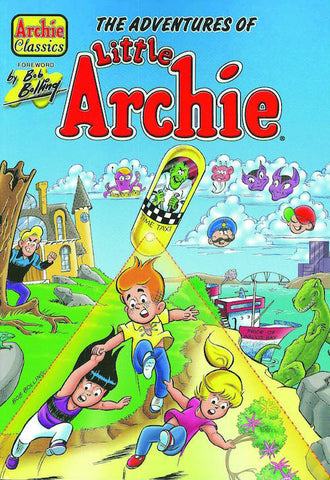 Adventures of Little Archie Vol 01 TPB