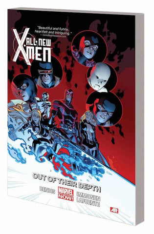All New X-Men Marvel NOW Vol 03 Out of Their Depth TPB