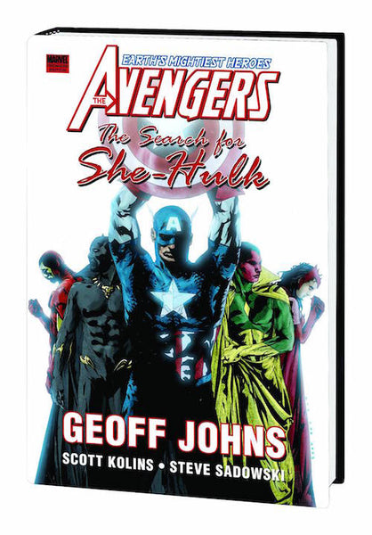 Avengers The Search for She-Hulk HC