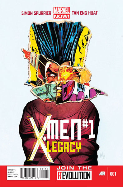 X-Men Legacy (2012 2nd Series) #1