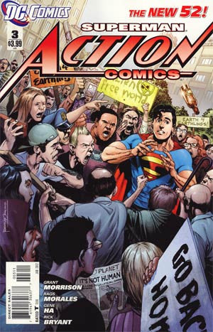 Action Comics (2011 2nd Series) #3