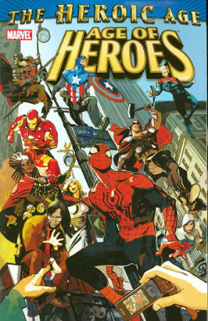 Age of Heroes TPB (2011 Marvel)